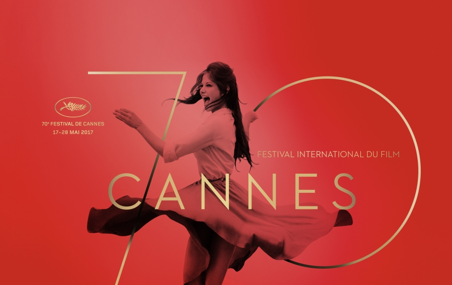Official Poster for the 70th Cannes Film Festival