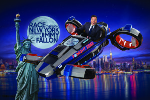 """Race Through New York Starring Jimmy Fallon"" is Now Open at Universal Studios"