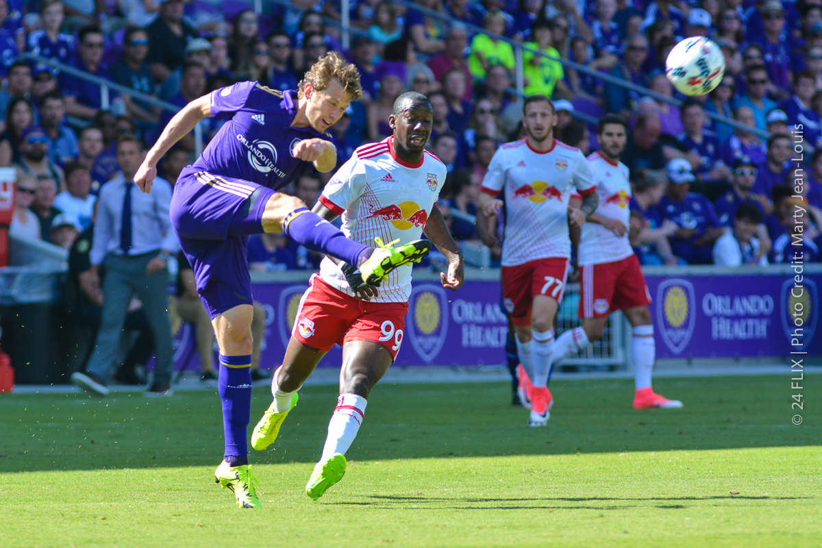 Photo of Orlando City Defeats Red Bulls 1-0 for Third Win At Home