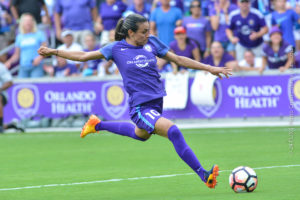 Orlando Pride Home Debut With a Draw, Plus Marta Debuts