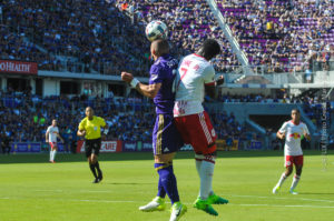 Orlando City Defeats Red Bulls 1-0 for Third Win At Home