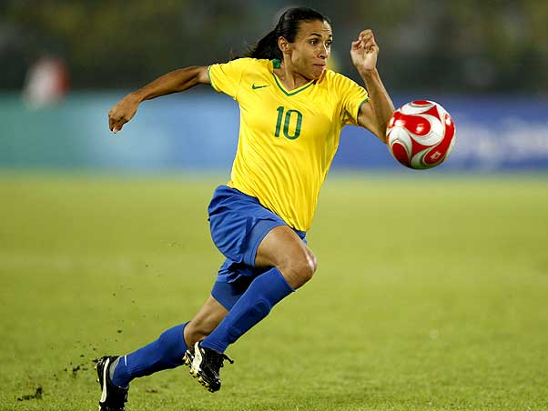 Photo of Orlando Pride Sign Five-Time Women's World Player of the Year Marta