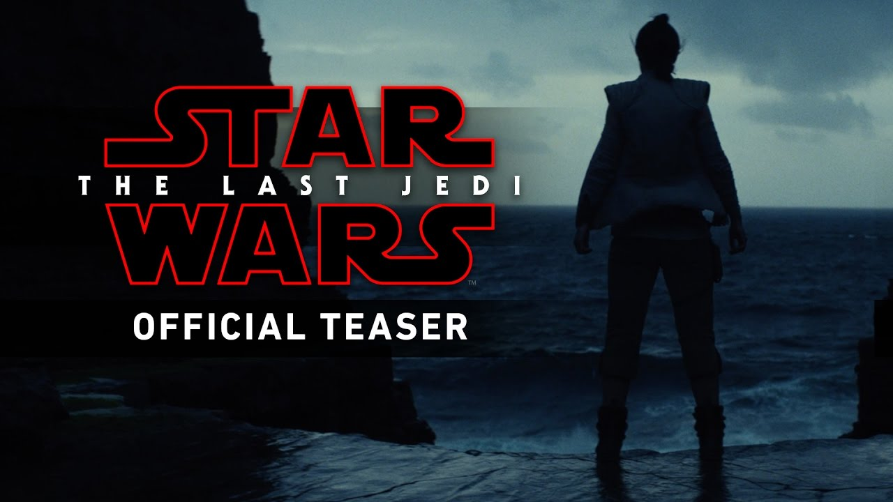 Photo of First Trailer for Star Wars: The Last Jedi- See it here!