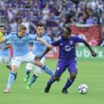 Orlando City loses first home game