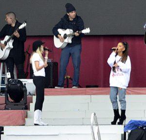 Despite London Attacks, Ariana Grande Benefit is Still On