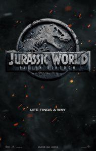 Jurassic World Sequel set for 2018 Release