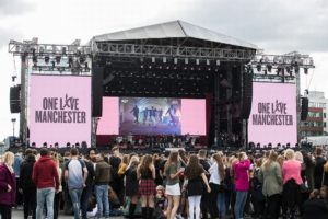 One Love Manchester Draws Thousands. Raises $3.5 Million So Far
