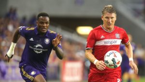 Orlando City Holds a 0-0 Draw When Down 2 Men