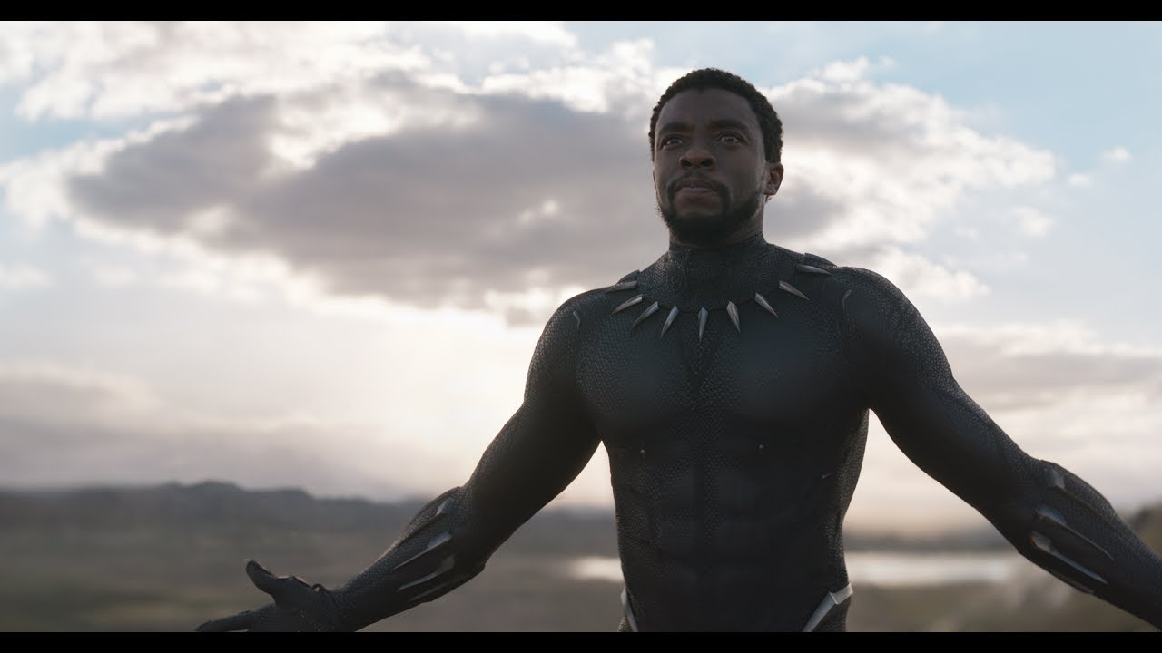 Photo of Black Panther Trailer!