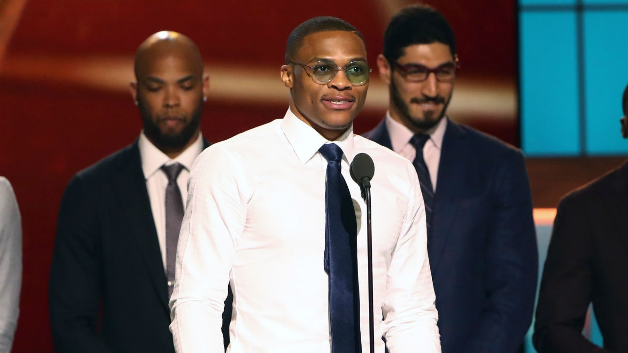 Photo of Finally, Russell Westbrook is MVP!