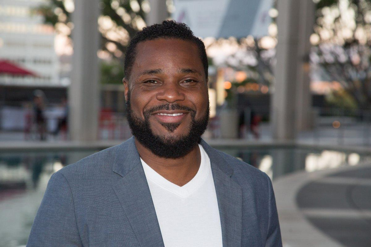 Photo of Malcolm-Jamal Warner is a Dad