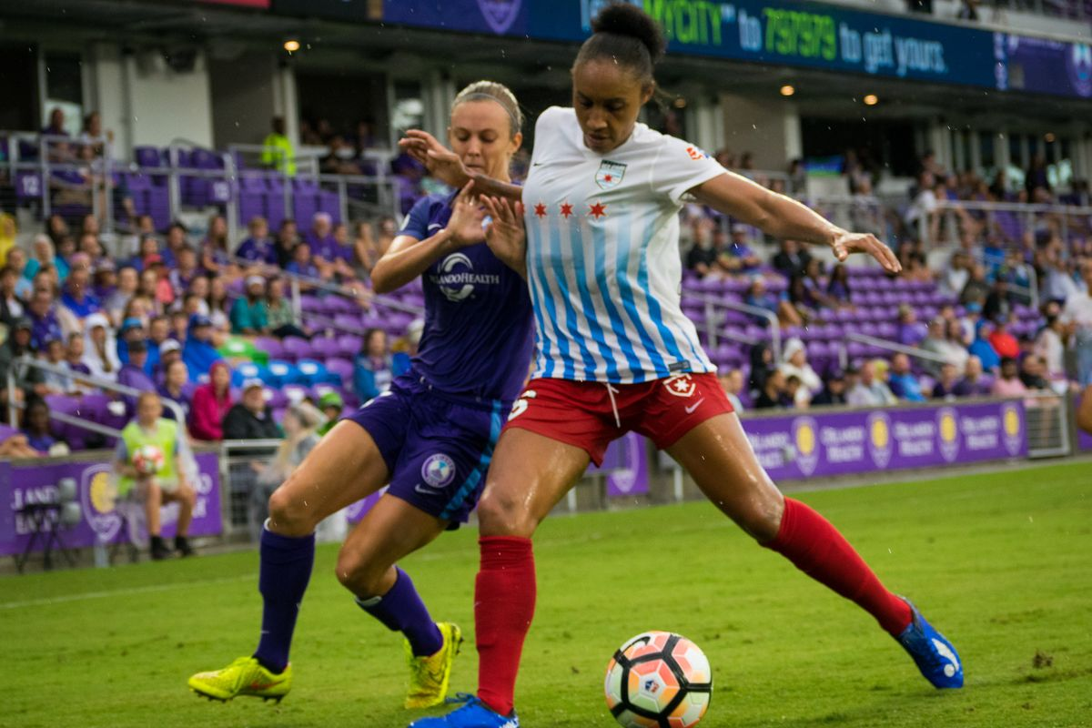 Photo of Orlando Pride Fall 1-0 to Chicago on Penalty Kick