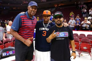 Iverson Returns to Philly With BIG3 but Doesn't Play