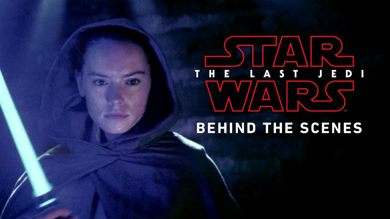 Photo of Star Wars 'The Last Jedi – Behind The Scenes' Clip released at D23