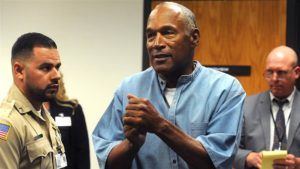 OJ Simpson Granted Parole