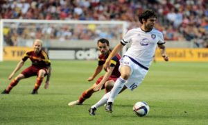 Orlando City Pulls Out 1-0 Win at Real Salt Lake
