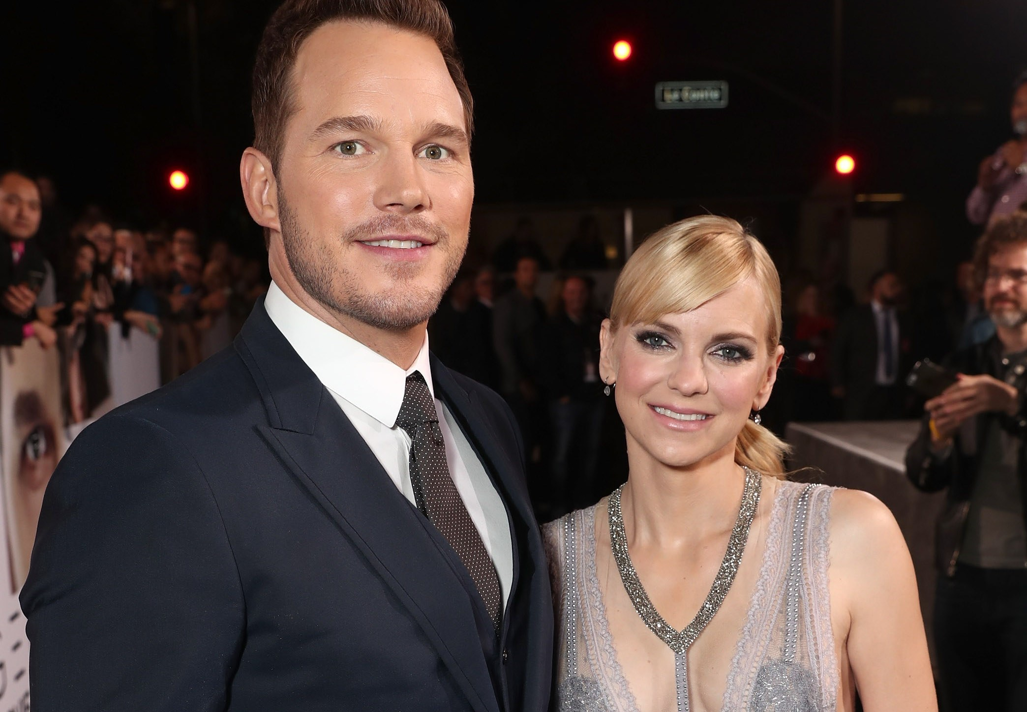 Photo of Chris Pratt and Anna Faris call it quits