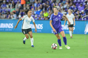 Orlando Pride Crush Sky Blue FC, March Into Playoff Picture