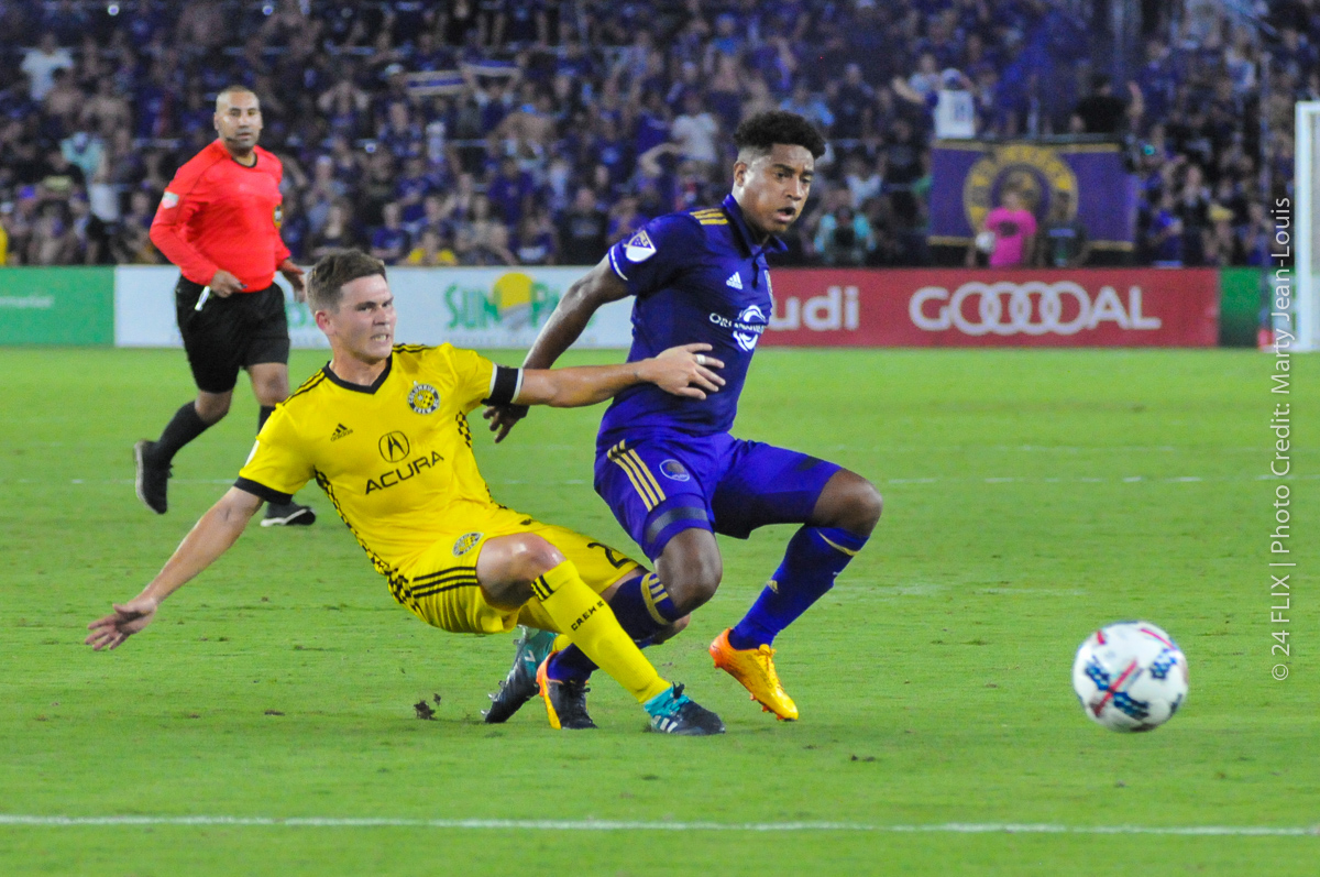 Photo of Orlando City Ties Columbus Crew, Playoff Hopes Slim