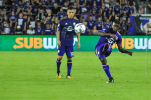 Orlando City Ties Columbus Crew, Playoff Hopes Slim