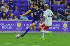 Orlando City Dominates New England 6-1