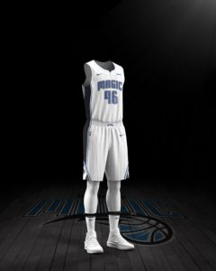 Orlando Magic Unveil New Threads from Nike