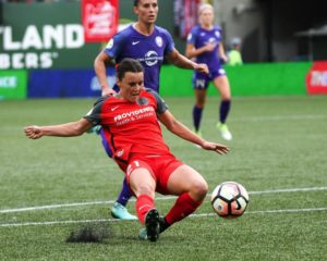 Orlando Pride Fall to Portland 4-1, Ending Playoff Run