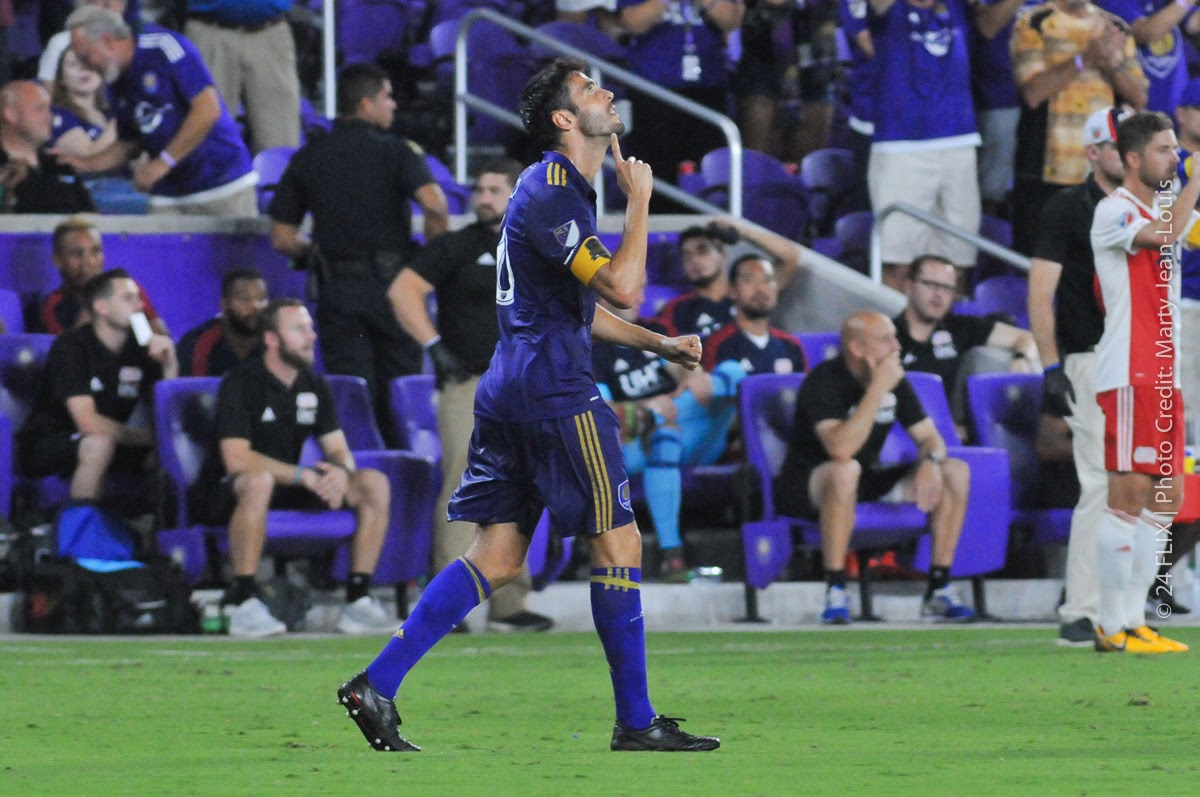Orlando City's Kaka to play final MLS game