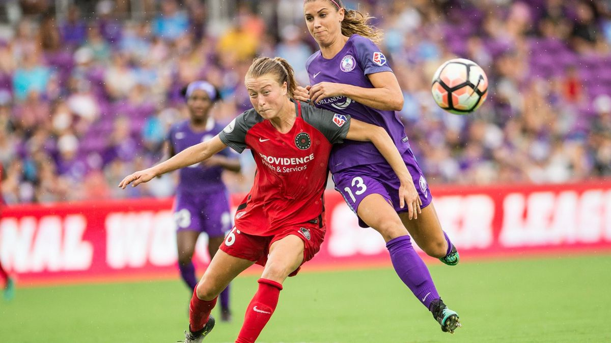 Photo of Orlando Pride Fall to Portland 4-1, Ending Playoff Run