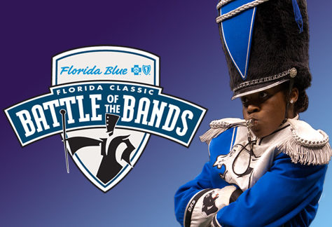 Photo of Bands Show Up and Show Out for Florida Classic Battle of the Bands
