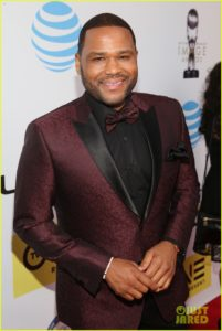 BLACK-ISH STAR  ANTHONY ANDERSON RETURNS AS HOST FOR  THE 49TH NAACP IMAGE AWARDS