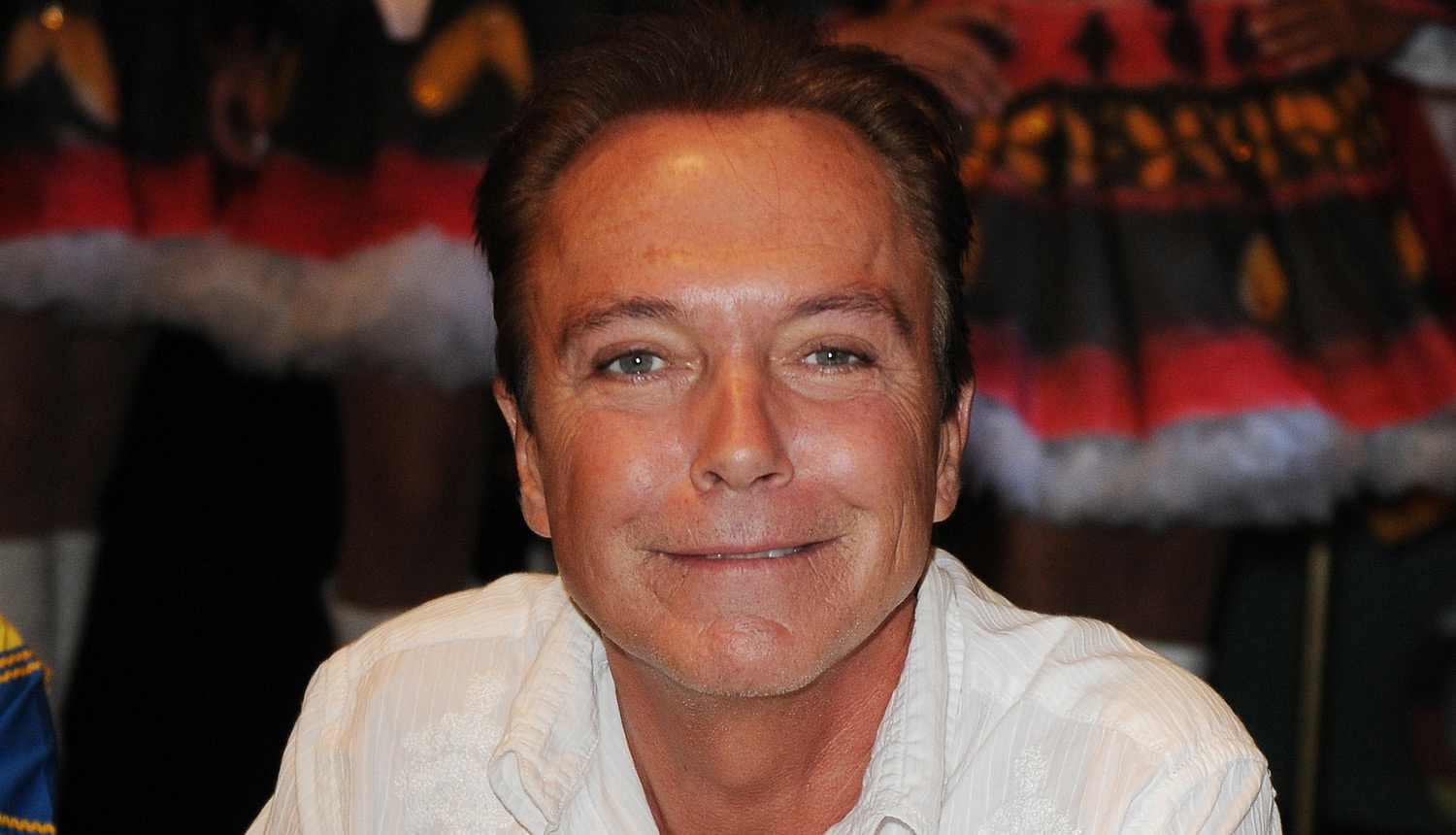 Photo of Former Teen Heartthrob David Cassidy Dies. He was 67