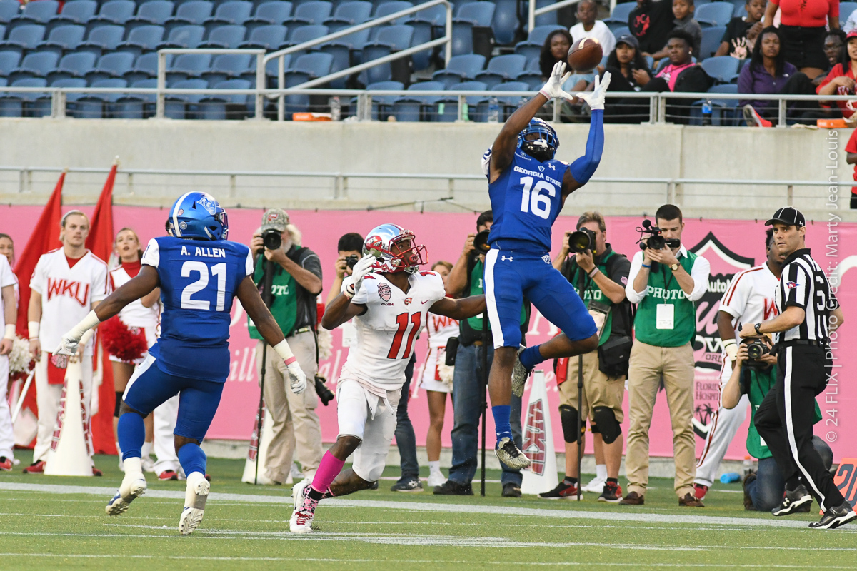 Photo of Georgia State Wins Cure Bowl,  First Bowl Game Win in School History