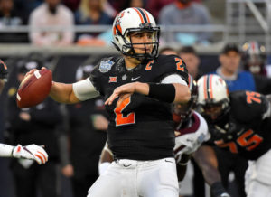 Oklahoma State Takes Down Virginia Tech 30-21 in Camping World Bowl