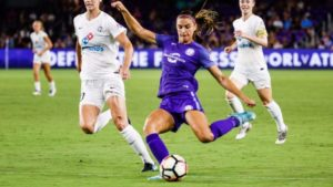 Alex Morgan Named 2017 CONCACAF Female Player of the Year
