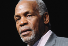 "Photo of Danny Glover to Receive NAACP ""President's Award"""