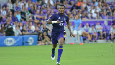 Photo of Cyle Carin will remain with Orlando City