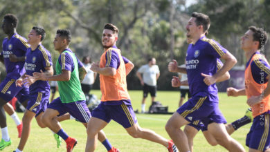 Photo of Orlando City Starts Training Camp, But Larin is Absent