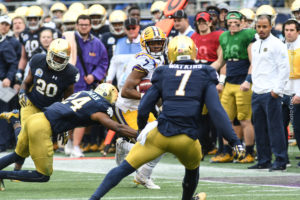 Notre Dame's Boykins Seals the Win in Citrus Bowl