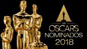 2018 Oscar Nom's are in!