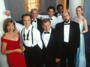 Cast of 'West Wing' reunites
