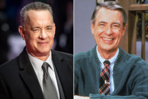 Tom Hanks set to play Mister Rogers