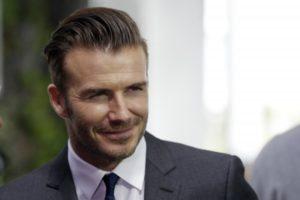 David Beckham Announces MLS Return to Miami