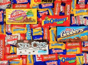 Nestlé sells American candy brands