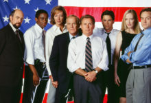 Photo of Cast of 'West Wing' reunites