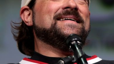 """Photo of """"Clerks"""" Film Maker Kevin Smith Suffers Massive Heart Attack"""