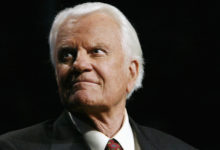 Photo of Evangelist Billy Graham Dead at 99
