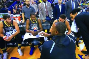 NBA News: New Look Cav's Blow Out Celtics, Kerr Let's Warriors Players Coach Themselves