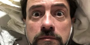 """""""Clerks"""" Film Maker Kevin Smith Suffers Massive Heart Attack"""