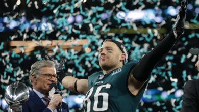Photo of Eagles Win Super Bowl LII